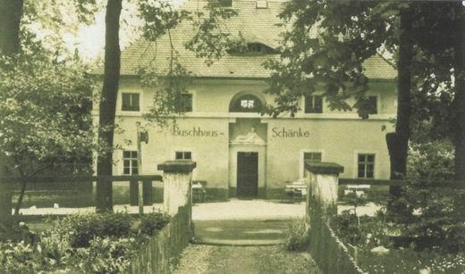 Die Buschhaus-Schänke um 1965