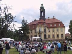 Schlosspark Reinhardtsgrimma